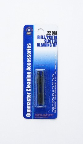 .22 Caliber Slotted Cleaning Tip