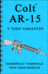 Colt AR-15 GunGuide in Spanish