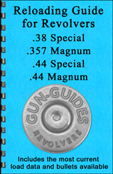 Reloading Guide for .38/.357/.44 Revolvers