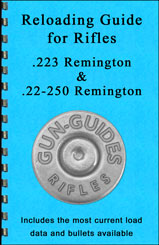 Reloading Guide for .223 & .22-250 Rifles