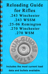 Reloading Guide for .243/.25-06/.270 Rifles