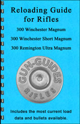 Reloading Guide for .300 Rifles