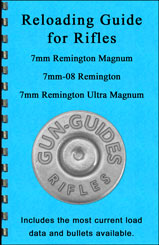 Reloading Guide for 7mm Rifles