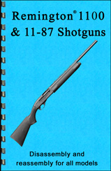 Remington 1100 & 11-87 Shotguns GunGuide