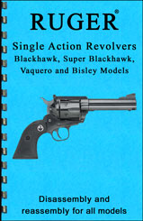 Ruger Single Action Revolver GunGuide