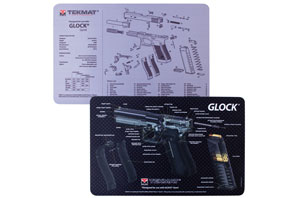 Glock Gen4 Gun Cleaning Mat - Double Side