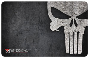 Punisher Grunge Gun Cleaning Mat