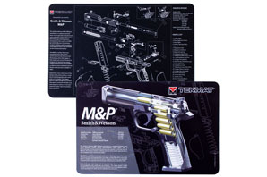 S&W M&P - Double Sided Gun Cleaning Mat
