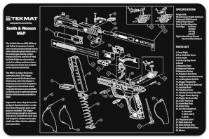 S&W M&P Gun Cleaning Mat