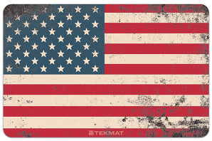 Old Glory - American Flag Gun Cleaning Mat