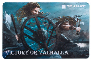 Victory or Valhalla Handgun Cleaning Mat
