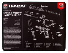 Smith & Wesson M&P Shield Ultra Premium Gun Cleaning Mat
