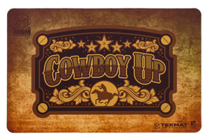 Mil-Spec Monkey - Cowboy Up Handgun Cleaning Mat