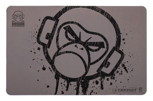 Mil-Spec Monkey - Monkey Head Handgun Cleaning Mat