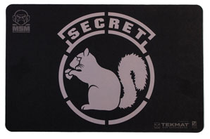 Mil-Spec Monkey - Secret Squirrel Handgun Cleaning Mat