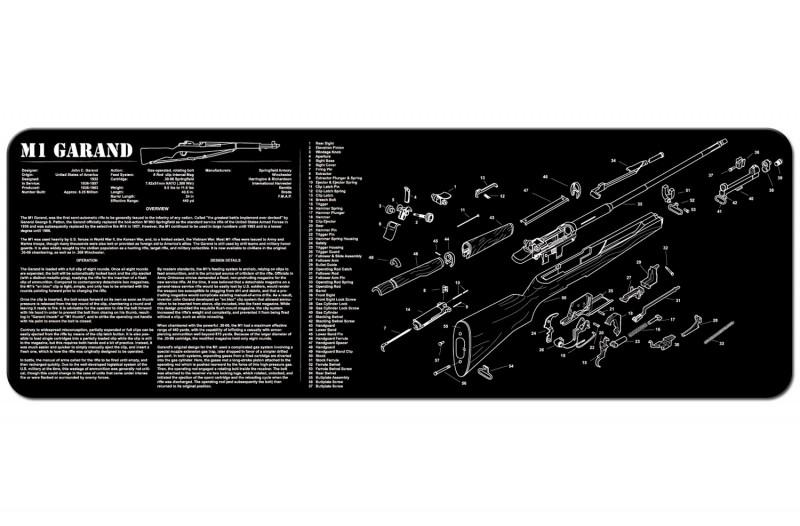 Tekmat Rifle Gunmats