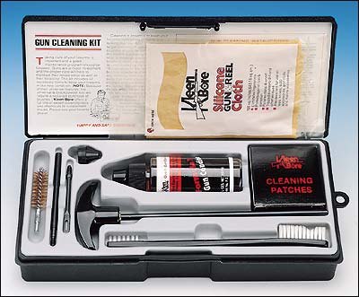 Classic Handgun Cleaning Kit