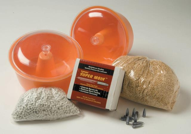 Lyman Super Moly Bullet Finishing Accessory Pack 7631384