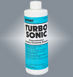 Lyman Turbo Sonic Jewelry Cleaning Solution 7631709