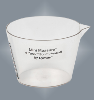 Lyman Turbo Sonic Mini Measuring Cup 7631716