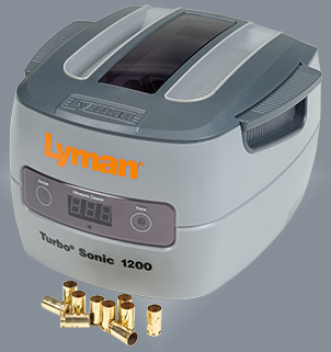 Lyman Turbo Sonic 1200 Ultrasonic Cleaner 7631751
