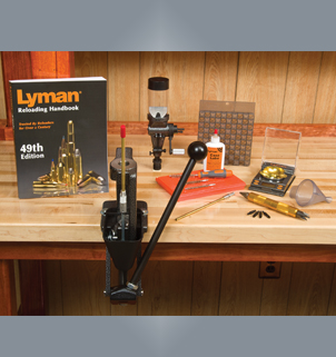 Lyman Crusher II Master Kit 7810281