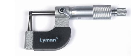 Lyman Case Neck Ball Micrometer 7832252