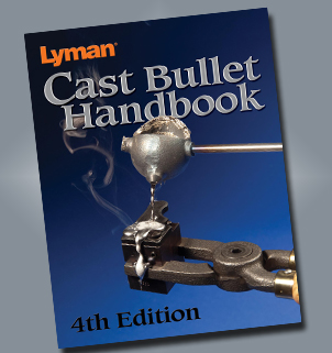Lyman 4th Edition Cast Bullet Handbook 9817004