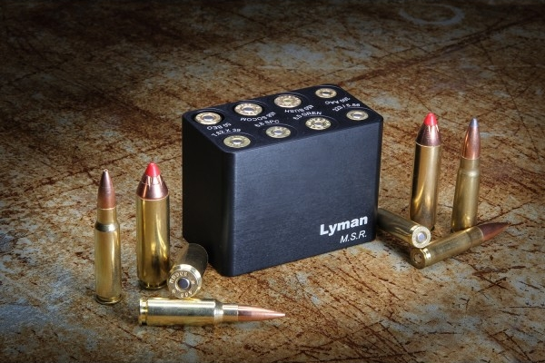 Lyman MSR Ammo Checker