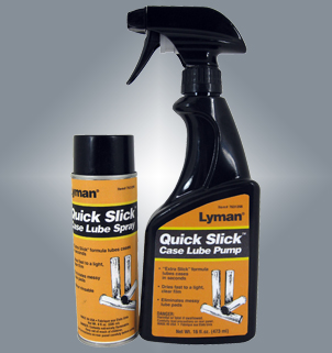 Lyman Qwik Spray Case Lube