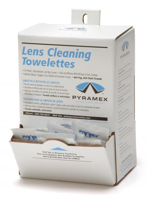 LCT Lens Cleaning Towelette