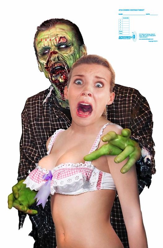 Zombie Hostage Situation