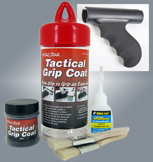 TacStar Tactical Grip Coat