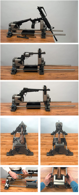 Lyman Revolution Rotating Handgun Vise